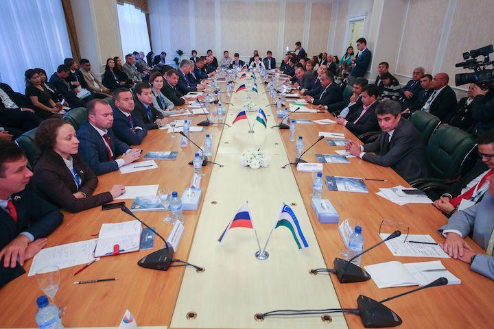 Узбекистан - Россия: текстильное сотрудничество