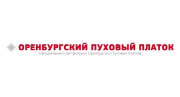 Оренбургский пуховый платок