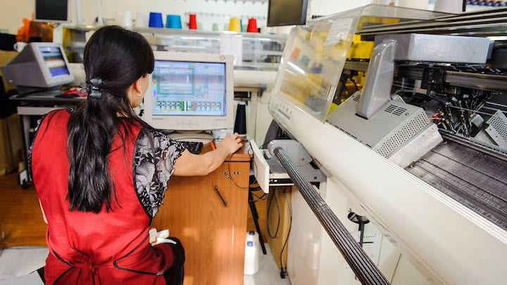 Цифровизация текстильной отрасли