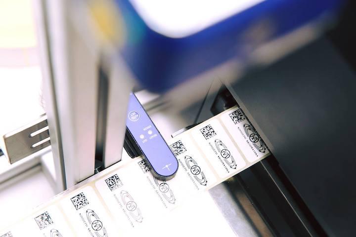 Цифровая маркировка товаров Легпрома