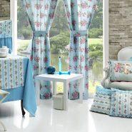 Нестандартные способы использования текстиля для украшения интерьера