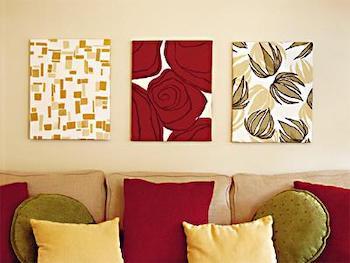 Текстиль для украшения интерьера