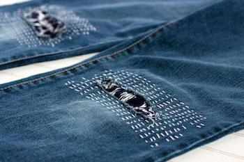 Штопка и вышивание
