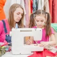 Увлечь ребёнка шитьём и рукоделием просто