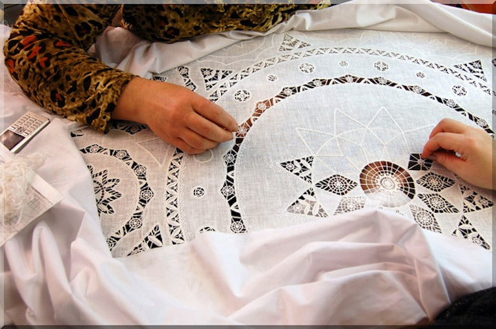 Увлечь ребёнка шитьём и рукоделием