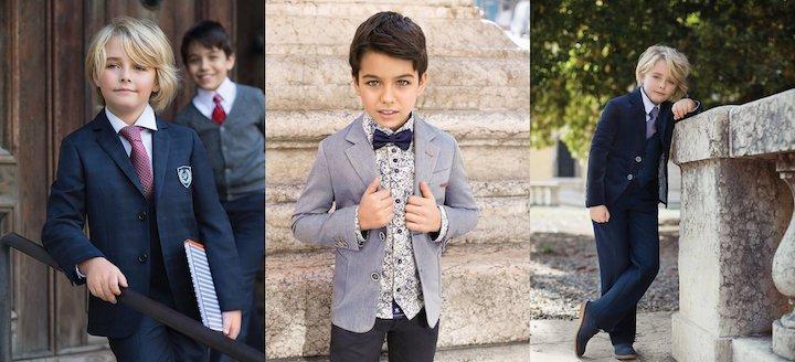 Детская одежда на выпускной