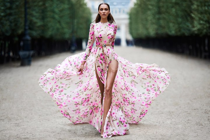 Модные платья 2019