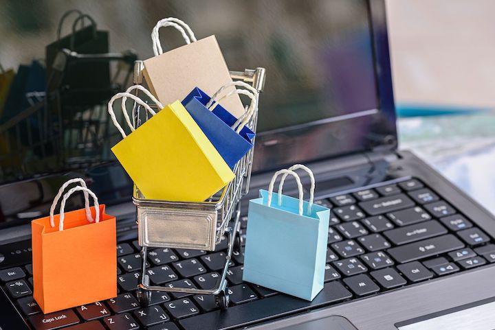 Теневые продажи в сети
