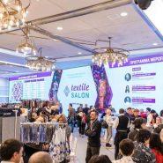 Очередной «Textile Salon» пройдет 4 – 5 сентября 2019 г. в Москва-Сити