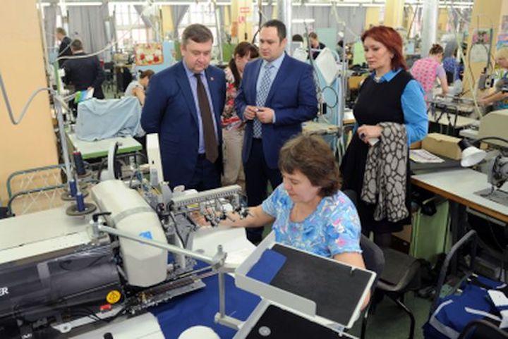 Тверская швейная фабрика