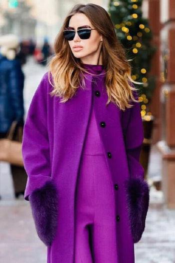 Модные цвета 2019 года