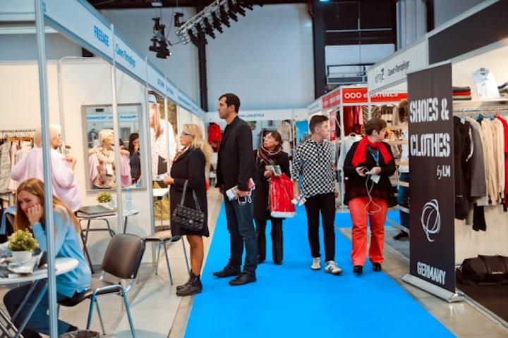 Индустрия Моды 2019, 9 – 12 октября, Санкт-Петербург, КВЦ «Экспофорум»