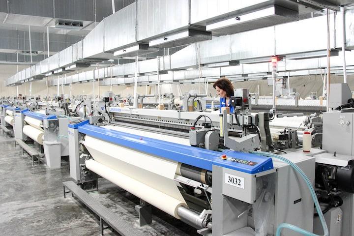 Модернизация производства текстильных предприятий набирает обороты