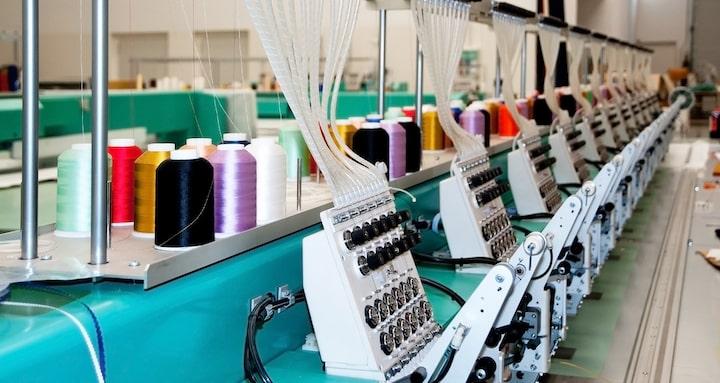 Инвестиции в производство текстиля