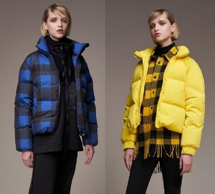 С чем носить дутую куртку