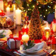 Сервировка новогоднего стола в 2020 году. Самые шикарные идеи поделок на фото