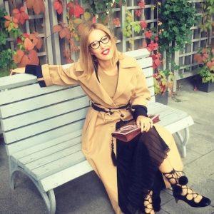 Стиль одежды Ксении Собчак: стильный повседневный гардероб звезды
