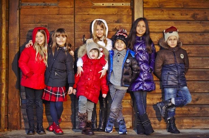 Детская мода на зиму в 2019-2020