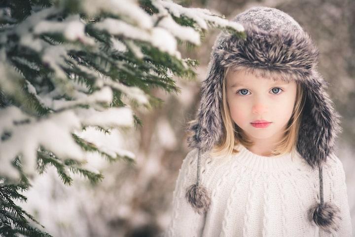 Как выбрать модную шапку ребенку на зиму: Правило выбора размера