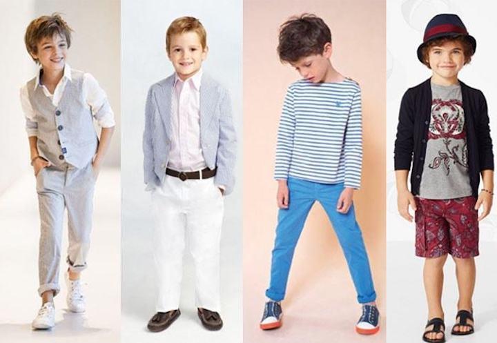 Детский стиль кэжуал