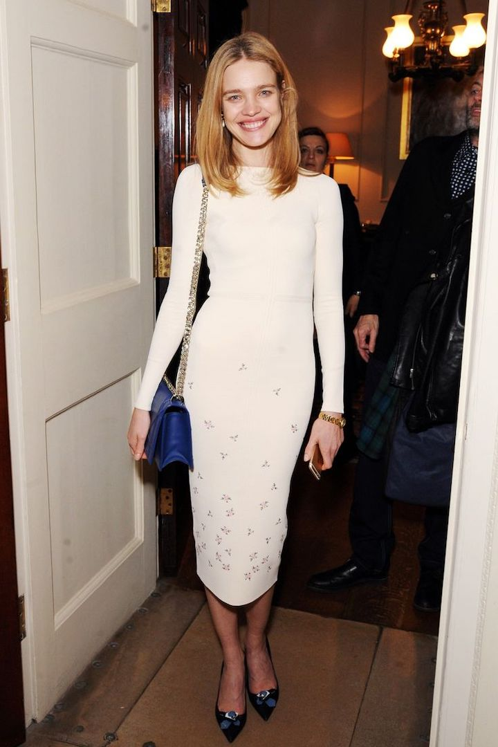 Платье Натальи Водяновой