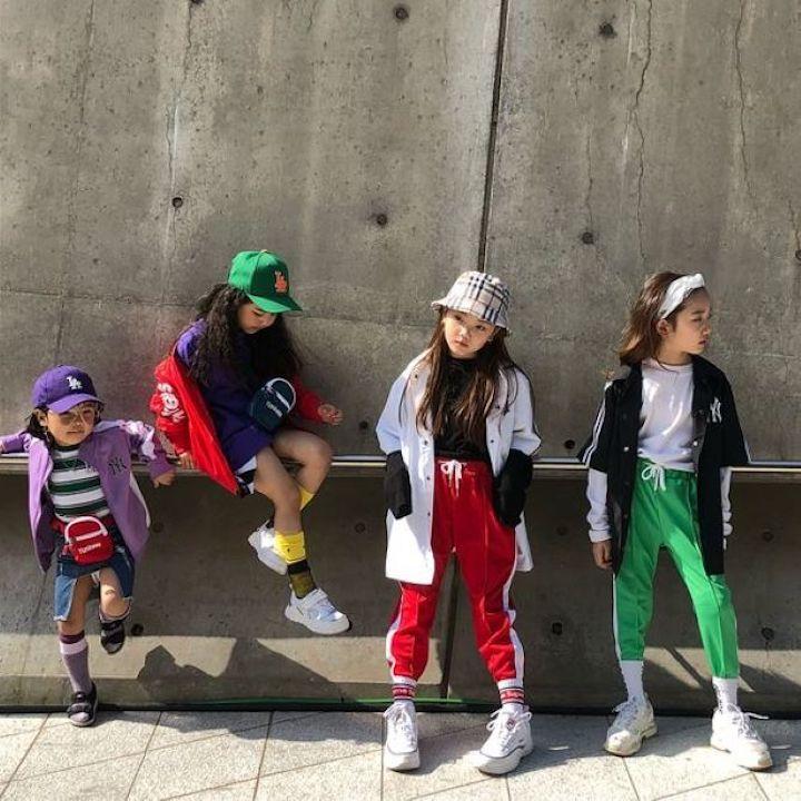 Спорт-шик для детей