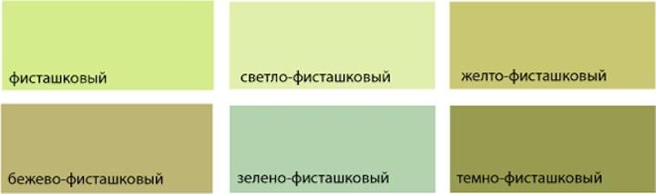 Главный цвет 2020
