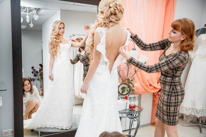 Как выбрать платье на свадьбу