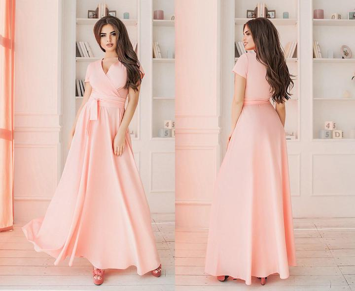 Платье на свадьбу подруги