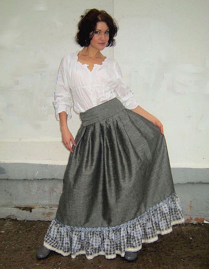Блузки бохо-шик