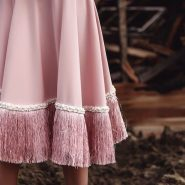 Как удлинить платье так, чтобы никто об этом не догадался