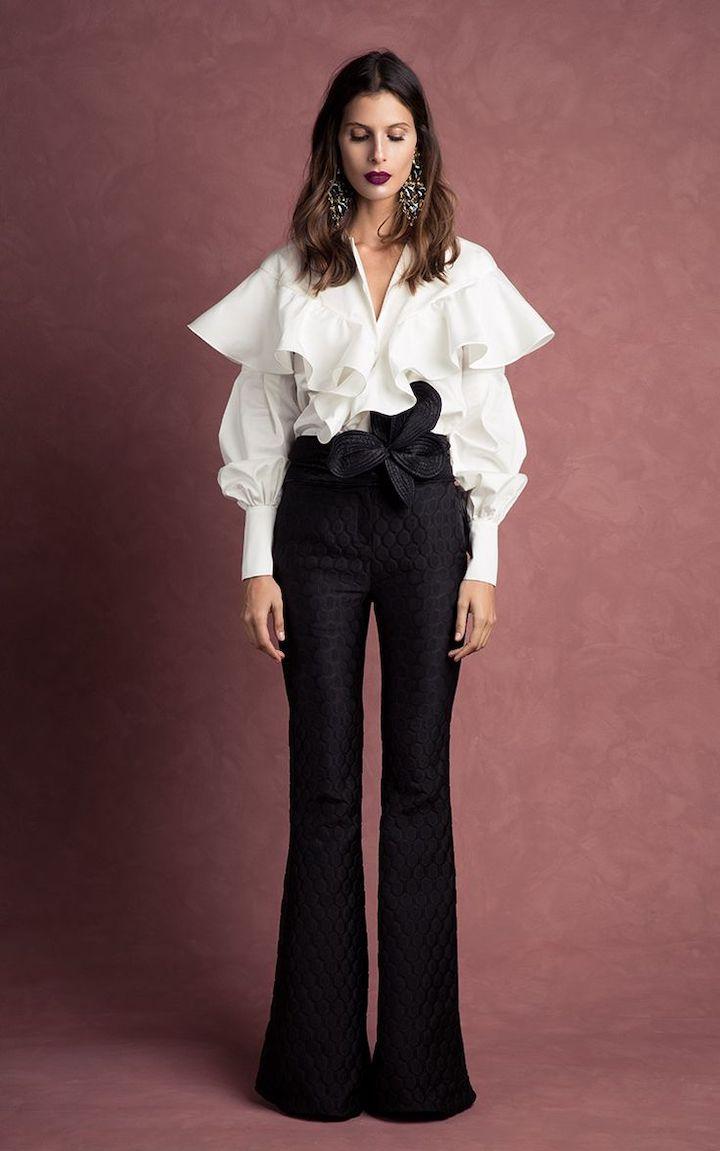 Модные блузы 2020