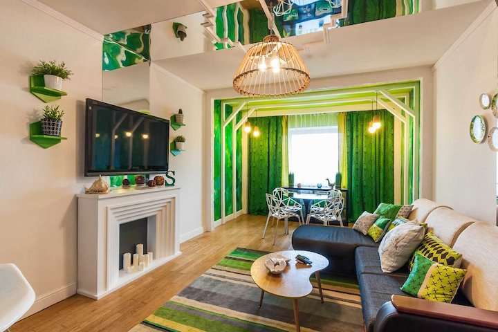 Украсить квартиру или дом на лето