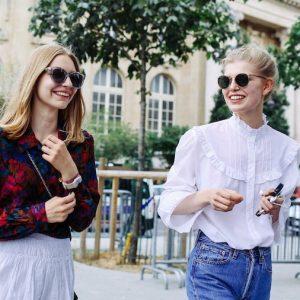 7 модных трендов в блузах 2020