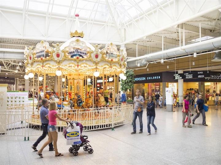 Московский шопинг после пандемии