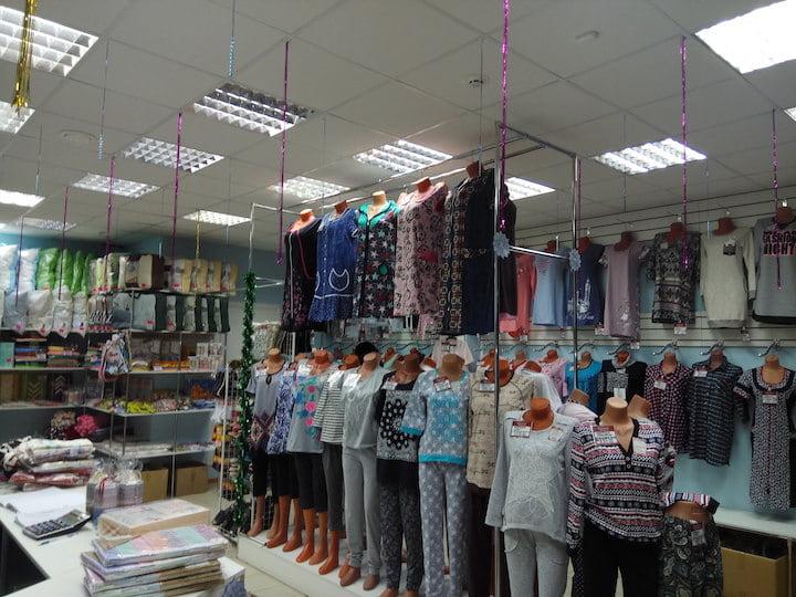 Почему ивановские фабрики шьют нечто