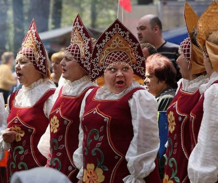 Российские антитренды в одежде