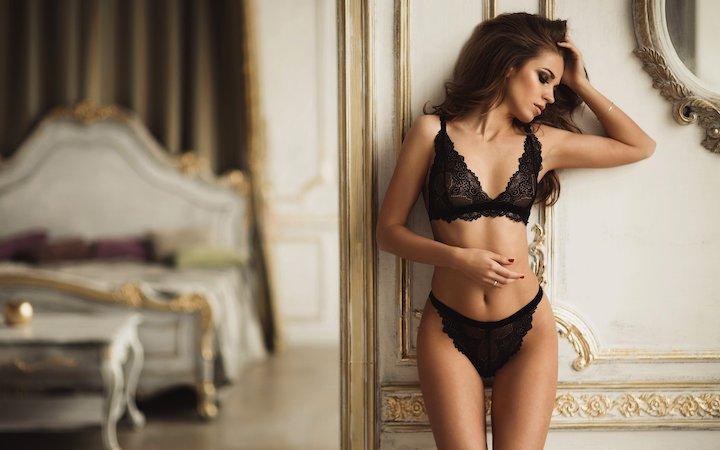 Выбор женского нижнего белья