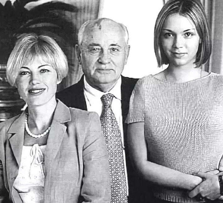 Дочь Горбачева