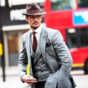 Классика в мужской одежде от ведущих мировых брендов
