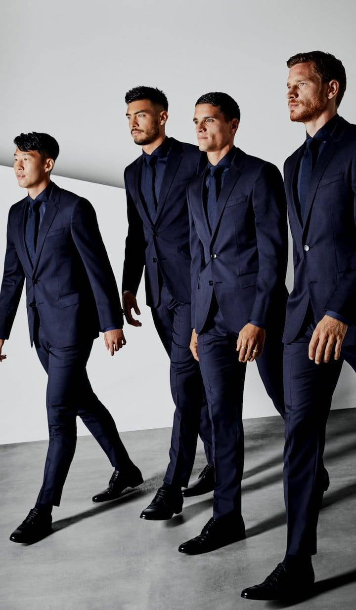 Классика в мужской одежде