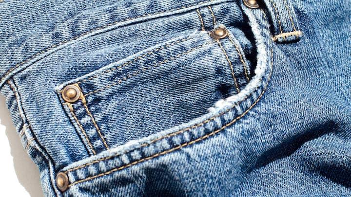 Маленький карман на мужских джинсах