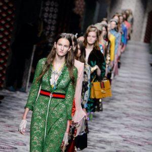 Gucci презентовала обноски из секонд-хенда как новый тренд
