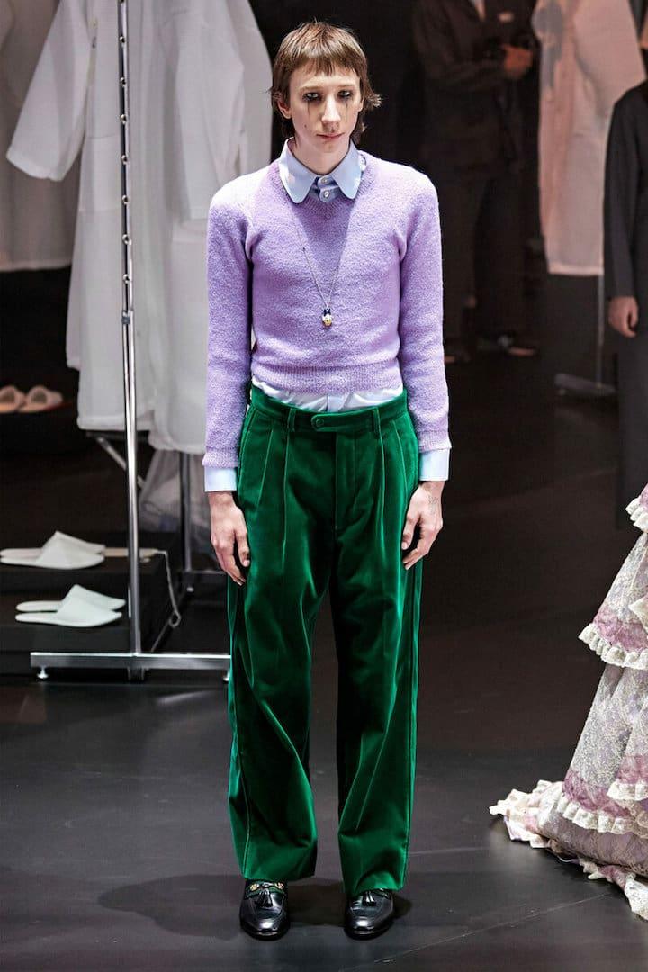 Новая коллекция Gucci