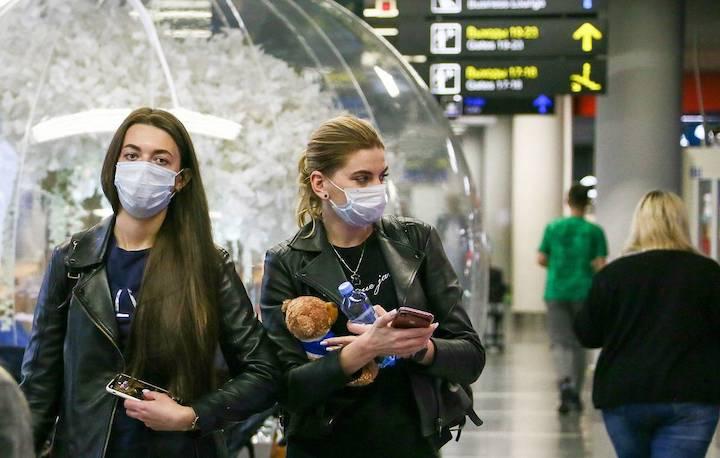 Причиной распространения коронавируса в октябре 2020г. в России эксперты называют ткани