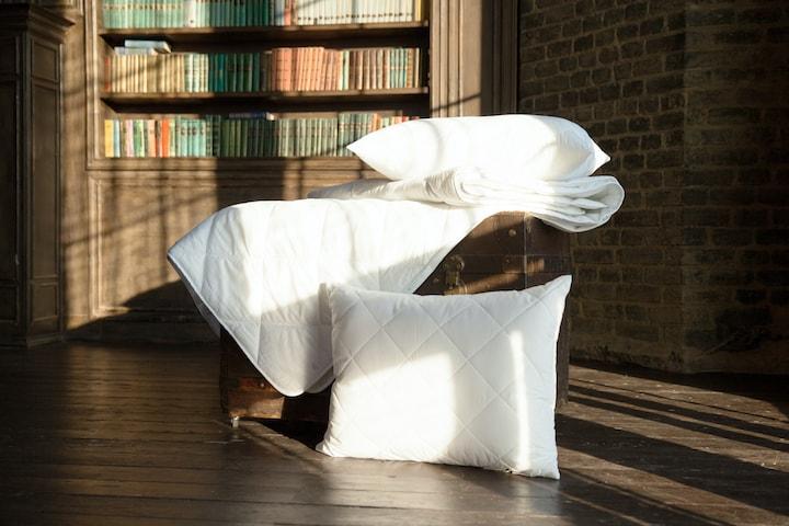 Факты об одеялах и подушках