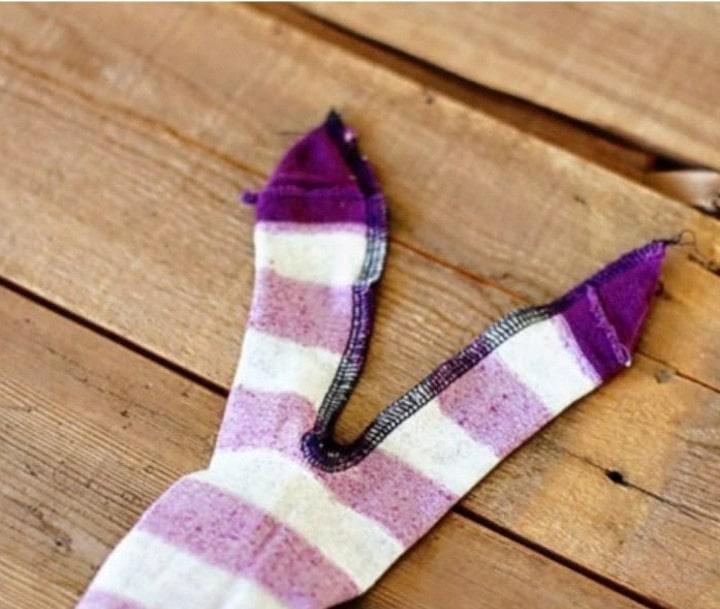 Как сделать мягкие игрушки из носков