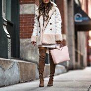 Как правильно выбрать одежду, чтобы зимой быть стройной