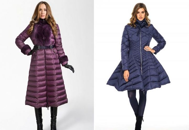 Как выглядеть стройной в зимней одежде