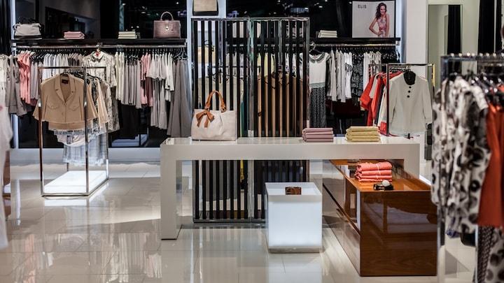 Падение розничных продаж одежды и обуви